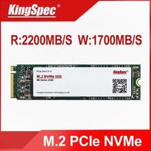 KingSpec M2 SSD M.2 PCIE SSD M2 240 GB NVME 2280 128GB 256GB 512GB 1TB dahili disk 240 GB katı hal sürücü laptop notebook için