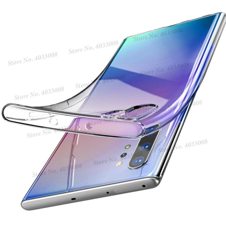 Ультратонкий Мягкий чехол из ТПУ для Samsung Galaxy A71 A51 A01 M21 M11 A11 A41 A21 A70E A91 A81 A70 A60 A50 A40 A30 A20 A10S A20S