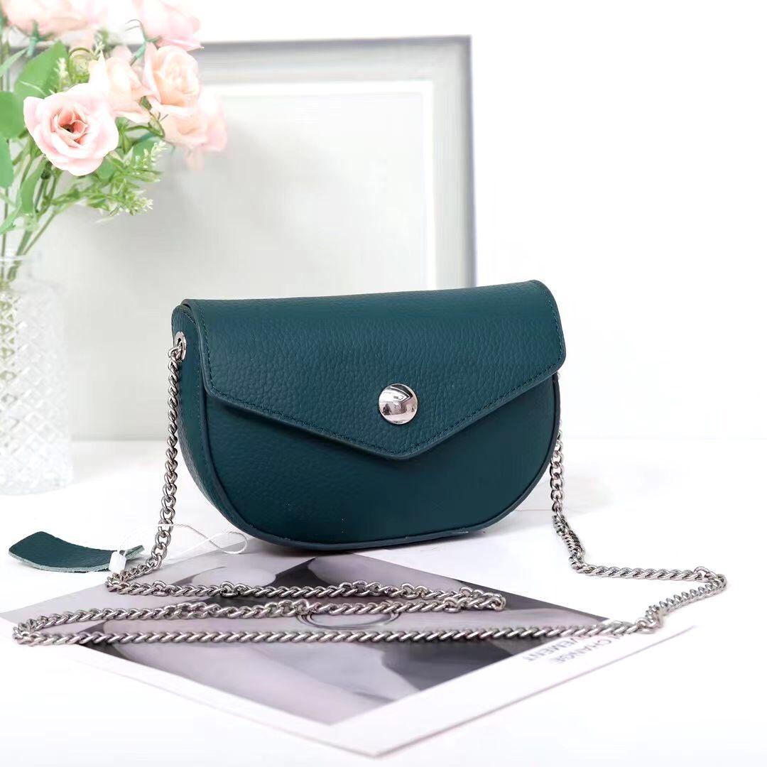 10 PCS Wholesale 2021 New style women Luxury Design handbag Shoulder Crossbody Bag Fashion Handbag Genuine Leather handbags