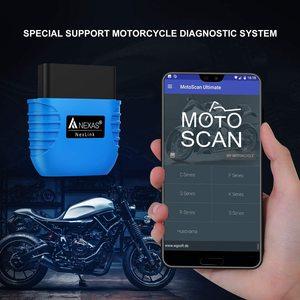 Image 5 - Сканер NEXAS NexLink Bluetooth 5,0 OBD 2 диагностический инструмент EOBD считыватель кодов двигателя Автомобильный сканер для iOS Android Windows