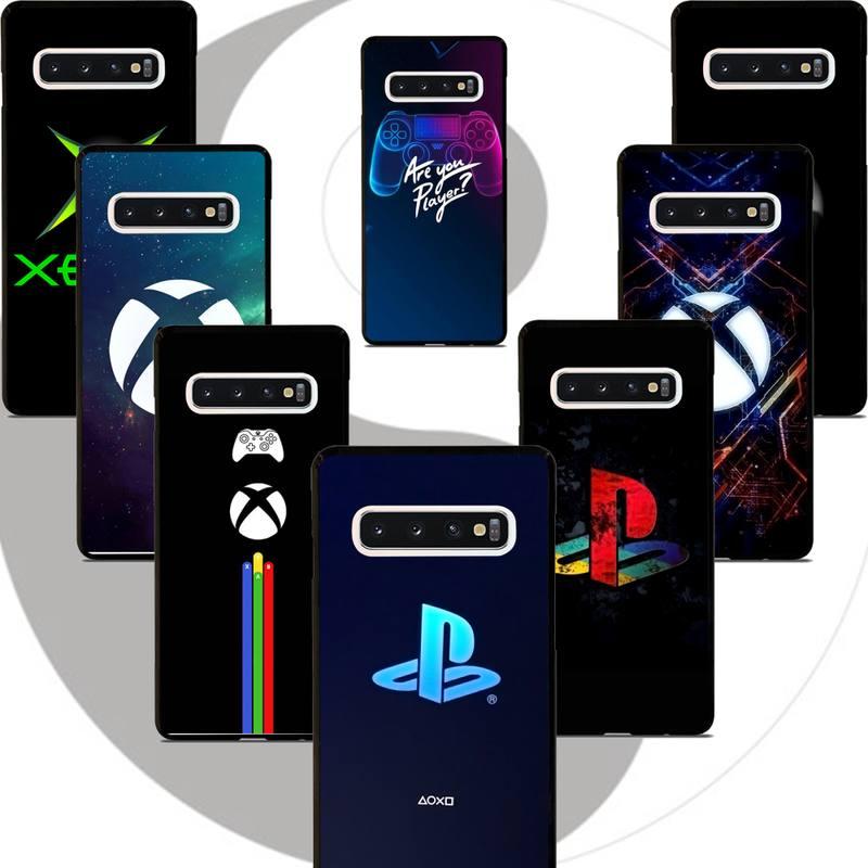 Funda trasera de silicona TPU para PS4 Games, carcasa de teléfono para...
