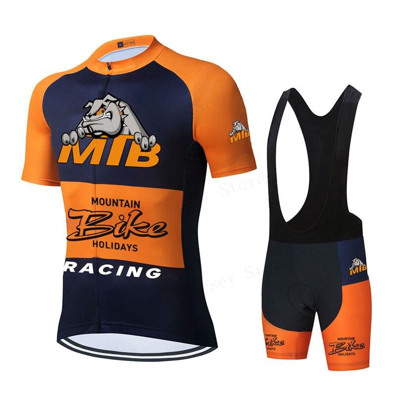 Командная одежда для велоспорта Bad Dog 2021/Одежда для шоссейного велосипеда, одежда для гонок, быстросохнущая Мужская одежда для велоспорта, к...