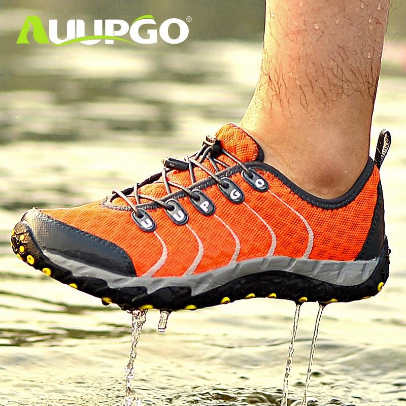 Мужские и женские кроссовки для походов, летние Нескользящие дышащие кроссовки для походов, походов и спорта