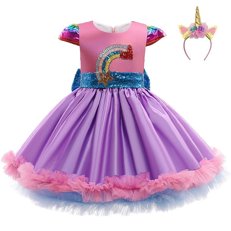 adult kids funny fast food fancy hat hamburger cheeseburger shaped carnival halloween christmas party dress up costume Christmas Unicorn Party Dress For Girls Dress Carnival Costume Princess Dresses Kids Festival Performance Dress Halloween Dress