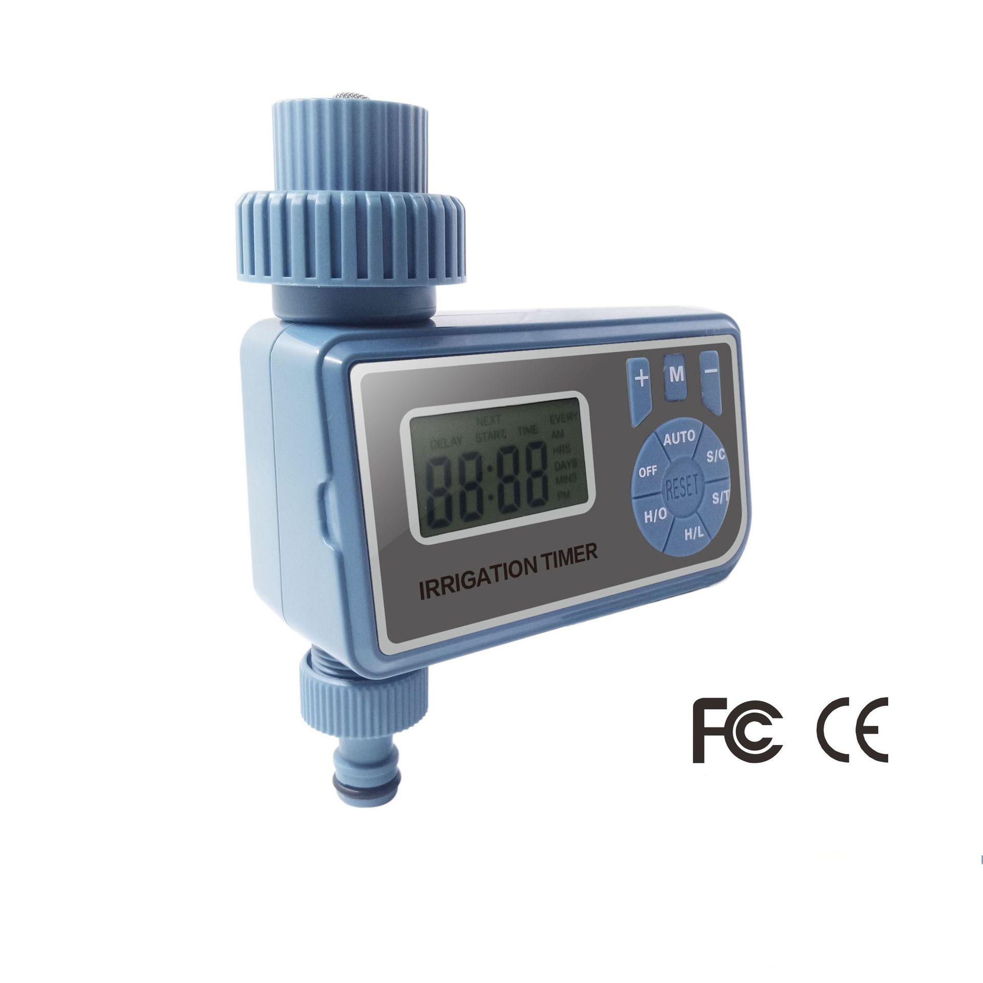جهاز توقيت سقي آلي للحديقة الخضروات جهاز تحكم إلكتروني للري يستخدم في التكاثر وزراعة الشتلات