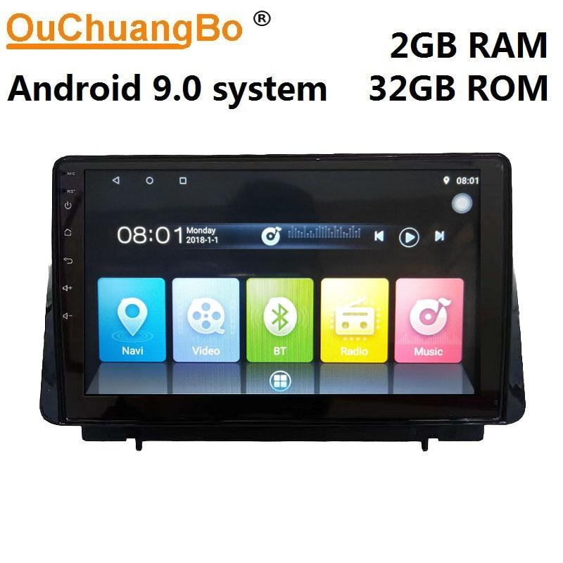Ouchuangbo, reproductor multimedia, radio para Focus km4 2019, con navegación gps Android 9,0, 2GB de RAM, 32GB de ROM