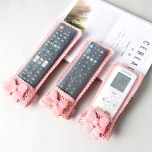 Housse de protection pour télécommande   3 pièces, tissu de mode, housse de protection xiaomi apple film tv, étui pour la maison, appareils électriques, organisateur, paquets, vente