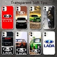 russian national automobile lada phone case for iphone 8 7 6 6s plus x 5s se 2020 xr 11 pro xs max 12 12mini