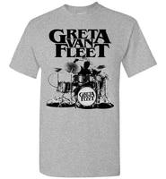 summer t shirts greta van fleet short sleeve t shirt