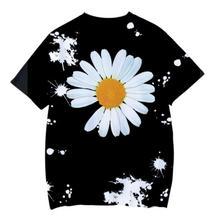 2020 3D Daisy T Shirt Women G Dragon Hot Sale Harajuku Graffiti Tshirt Bigbang Daisy Design For Adult And Kids Tops