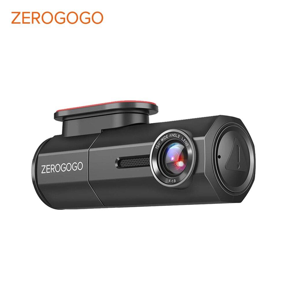 ZEROGOGO DVR Mini Dash Cam Wifi Car DVR Full HD 1080P Camera Auto Recorder for Car Night Vision Novatek 150 Degree G-Sensor