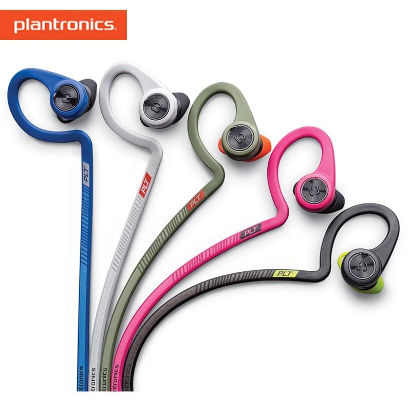 Original Plantronics BackBeat Fit Wireless Bluetooth Earphone Multi-Colors Sport Headsets For xiaomi SamSung