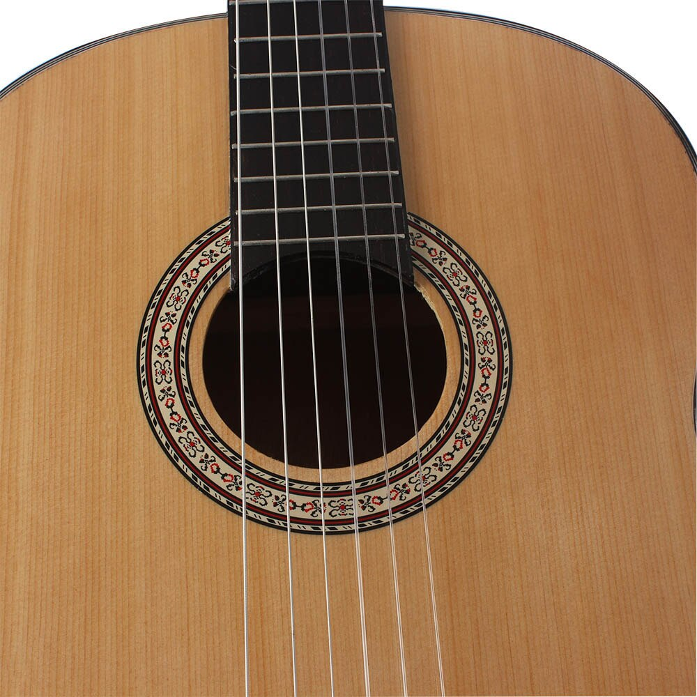 39 Inch Classical Classic Guitar 6 Strings Spruce Sapele Guitar Beginner Kids Musical Gift Instrument With Gig Bag Accessories enlarge