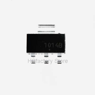 Новый оригинальный 1шт./лот NCP1014ST100T3G NCP1014 CTLR/MOSFET 100 кГц SOT223 лучшее качество оптом единый дистрибьютор