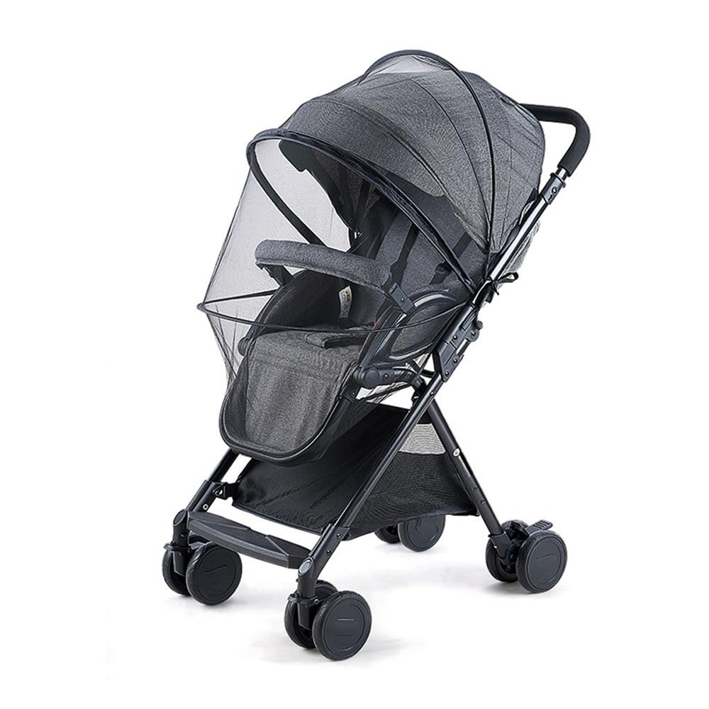 2021 Baby Pram Accessories Mosquito Net For Doona Car Seat Stroller Infant Basket Sun Visor Cover Newborn Safety Seat Sunshade