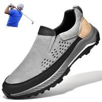 four seasons golf sneakers mens non slip walking sneakers golfers outdoor non slip walking shoes mens fashion casual sneakers