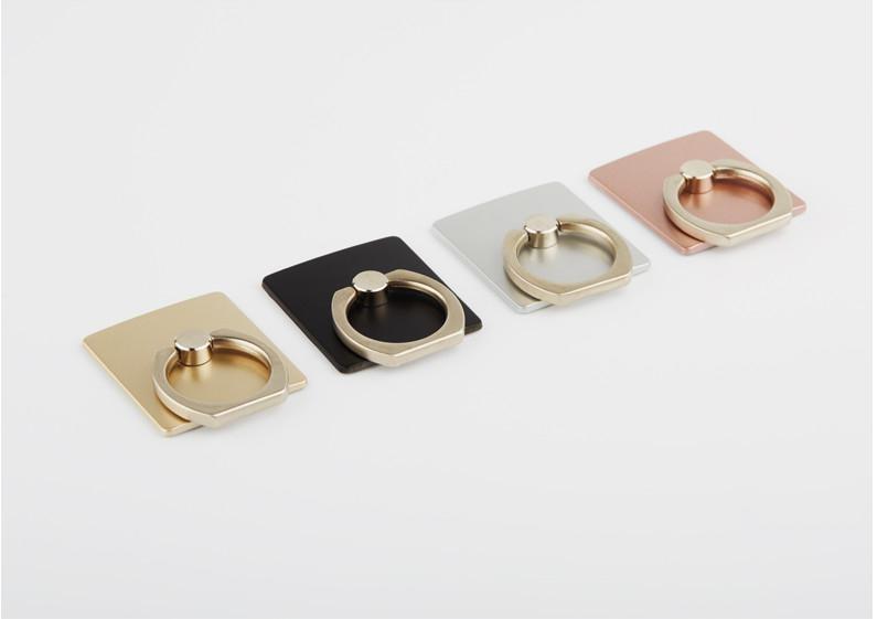 Kuulee Group Vertical Portable Universal Metal Finger Ring Phone Holder 360 degree Rotating Bracket for iPhone Samsung r20