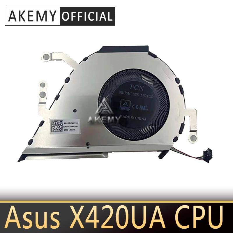 Neue original kühlung kühler lüfter Für Asus Vivibook 14 X420U X420UA X420UQ Laptop CPU fan