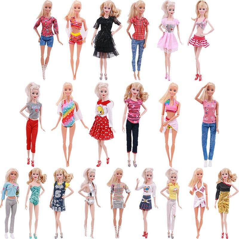 Ropa de muñeca para Barbies, 3 unidades/paquete que incluye (1 bañador nuevo...