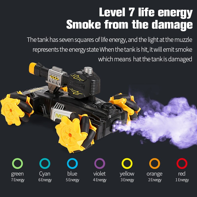 Control Machine Monster Truck Battery Powered Car Gesture Control Buggy Model Crawler Rc Auto Mini Toys From 8 To 10 Years Old enlarge