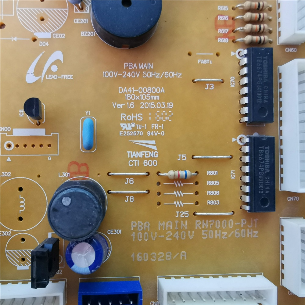 Refrigerator Computer board board Frequency conversion board DA41-00800A DA92-00346C inverter main board For  Motherboard enlarge