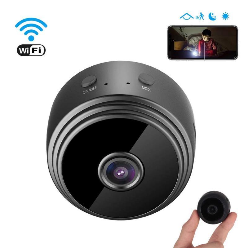 A9 1080p hd wifi mini câmera de segurança em casa p2p câmera wifi visão noturna sem fio câmera de vigilância remoto monitor telefone app