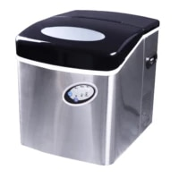 hzb 22 portable countertop instant home use mini ice maker bullet ice cube household ice making machine