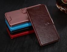 Téléphone de luxe Fundas étui pour huawei Ascend G6 G7 G8 G9 G630 G610 G730 housse à rabat Coque portefeuille en cuir PU sacs peau