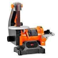 grinding machine grinder polisher woodworking polishing machine home electric tools belt abrasive belt sanding machine desktop