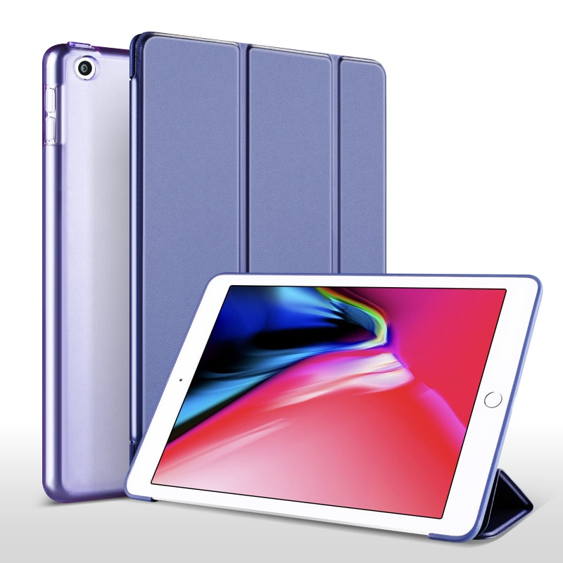 Чехол для iPad 9,7 дюйма 2017/2018, чехол для iPad Air 1 Air 2, искусственная кожа, чехол-подставка 7,9 дюйма для Ipad Mini 4 5, чехол чехол