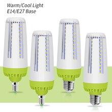 20W LED ampoule E27 maïs ampoule E14 15W lampe à LED 220V Lampara lumière LED 110V maison lumières 10W Bombilla pas de scintillement intérieur éclairage 5736