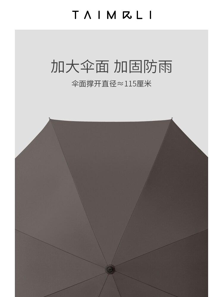 Fashion Automatic Umbrella Luxury Business Large High Quality Umbrella Waterproof Minimalist Guarda Chuva Umbrella BC50YS enlarge
