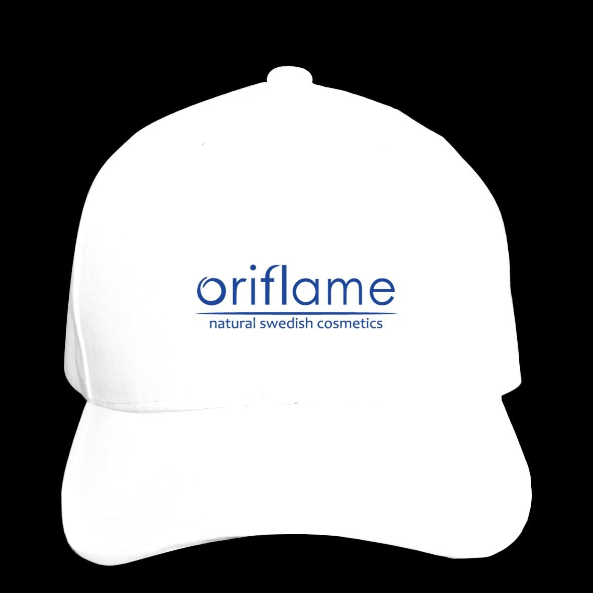 Бейсбол Кепки Oriflame логотип шляпа с остроконечным Кепки