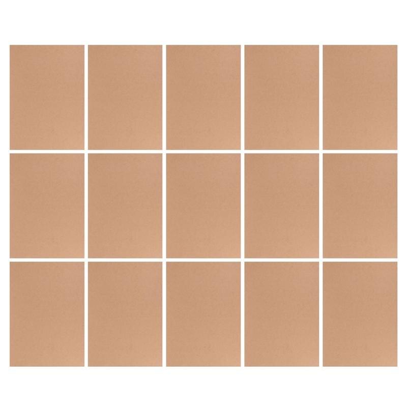 20 Pcs 1 Set Cardboard Sheets A3 Size Kraft Cardboard (Kraft Paper Color)