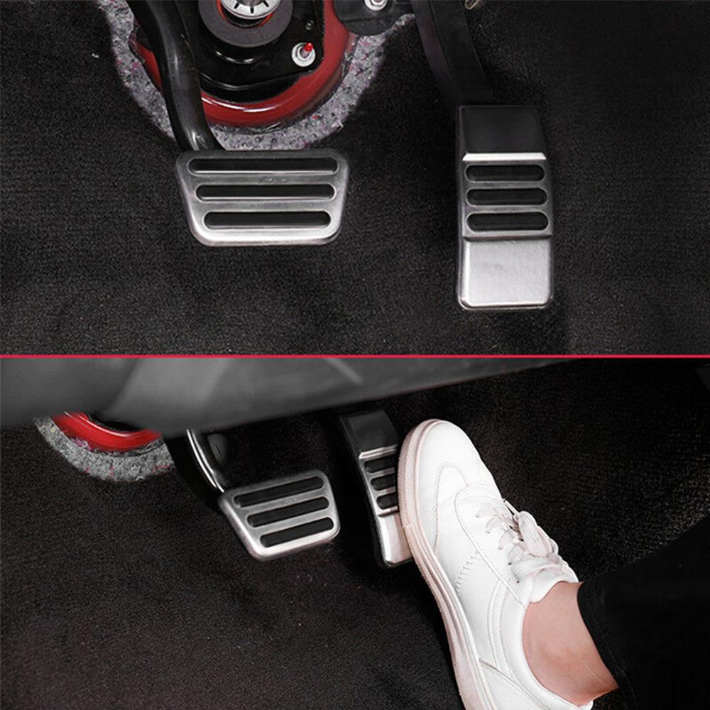 Accesorios de coche para Ford Mustang Pedal para ford focus 2 accesorios ford focus mk3 para ford focus 2 cubiertas accesorios de coche Pedal