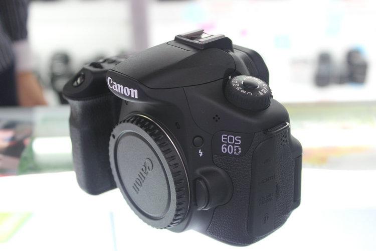 Se Canon EOS 60D 18 MP CMOS cámara Digital SLR