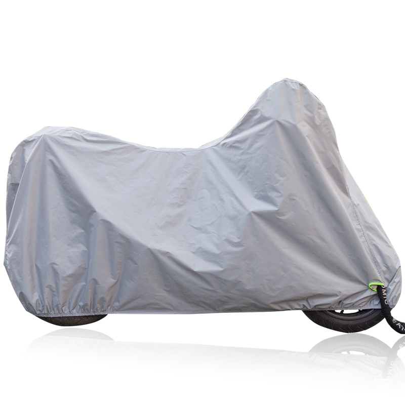 Scooter Motorcycle Rain Covers Protector Portable Sunscreen Universal Rain Cover Outdoor All Season Universal Rain Gear DK50RC enlarge