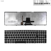 french azerty new keyboard for lenovo e51 80 e50 70 e50 80 b50 30 b50 80 b50 45 b50 70 m50 70 m50 80 laptop silver frame backlit