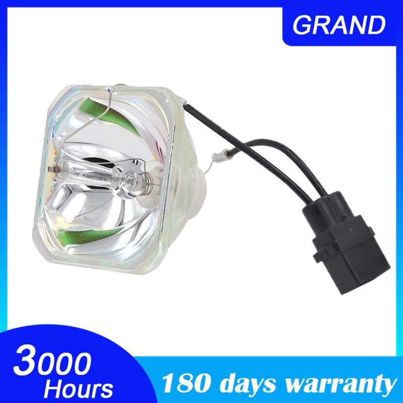 high brightness projector bulb for elplp57 for epson eb 450w eb 440w eb t450wi eb 460 h318a h343a 180 days warranty V13H010L57 ELPLP57 Compatible Bare Bulb Lamp For EB-440W 450W 450Wi 455Wi 460 460i 465i 450We 460e 455i Projectors with 180 days