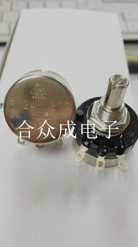 TOCOS RV24YN20SB303 30K مفتاح مقياس الجهد أحادي الدوران RV24YN20S B303