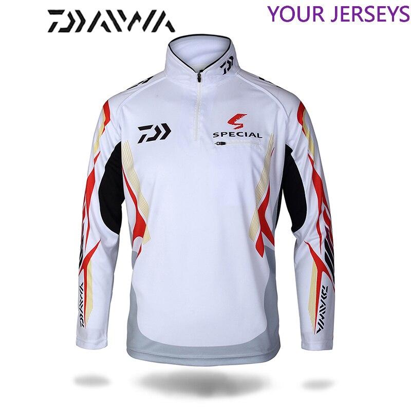 Ropa de Pesca de talla grande 5XL chalecos de secado rápido Anti-UV camiseta de Pesca solar ropa deportiva de manga larga Camisas Pesca