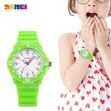 Fashion Children Watches 50M Waterproof Kids Quartz Wristwatches Clock For Boys Girls infantil Gift
