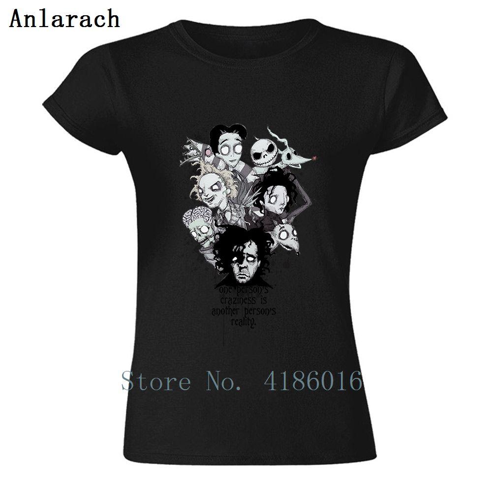 Envío Gratis, camiseta para mujer, camiseta de una persona, ropa, cuello redondo,...