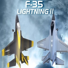Flybear FX935 F35 Fighter 2.4G 4CH EPP RC Airplane 315mm Wingspan Remote Control Plane Warbird RTF F