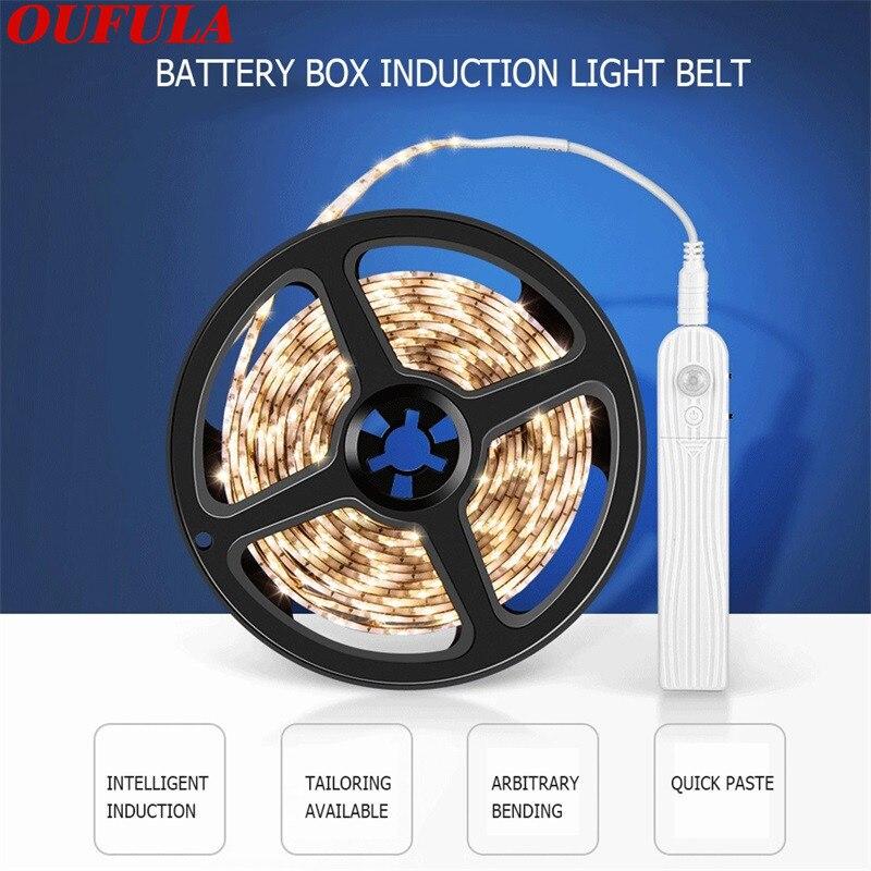 WPD SMD-bande lumineuse Led avec Induction humaine, armoire et lit intelligents, 5V