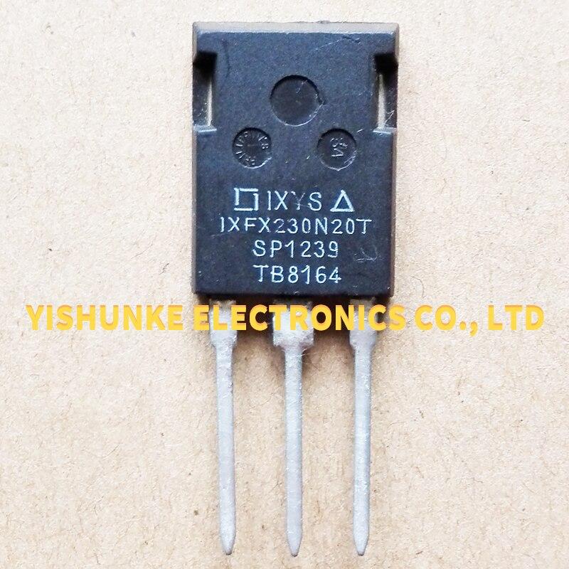 5PCS IXFX230N20T IXFX230N20-247 TRANSISTOR MOSFET 230A 200V
