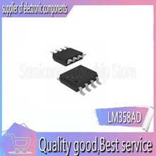10PCS LM358A LM358AD LM358ADR Brand new Original imported hot quality