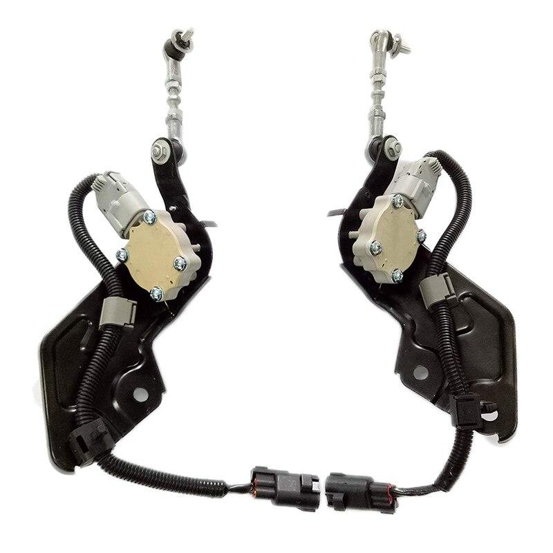 Sensor de Control de altura trasera de coche para Toyota 4Runner, Land Cruiser, Prado Grj-120, Lexus GX470 2002-2009