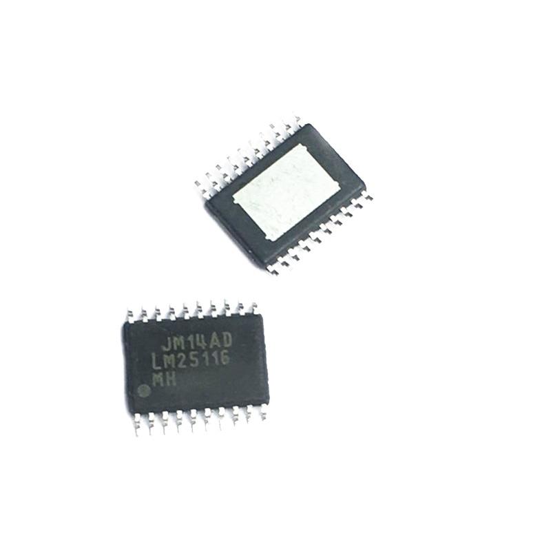 1 шт./лот LM25116 LM25116MH, TSSOP-20 в наличии