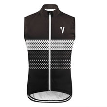 Runchita coupe-vent cyclisme gilet 3 poches respirant hommes été vélo tissu vtt Ropa Ciclismo vélo maillot gilet